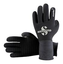 Handschuhe, Kopfhaube, Füßlinge